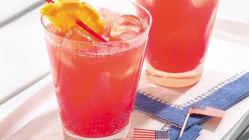 July 4th Drink Recipes for the Pool