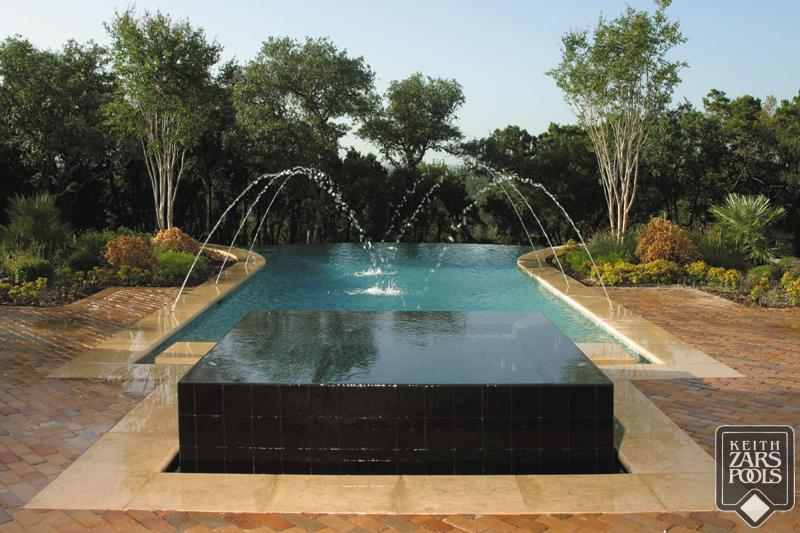 What Is An Infinity Pool Keith Zars Pools San Antonio