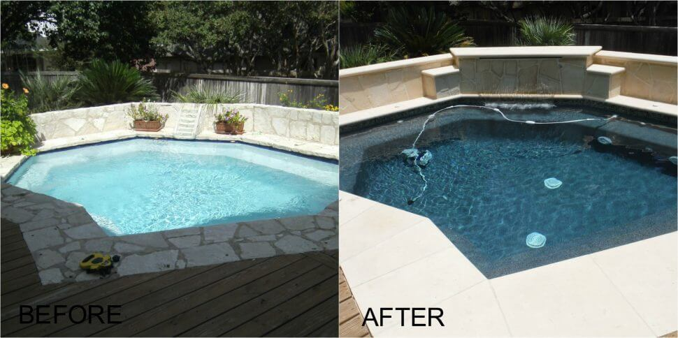 Pool replaster San Antonio
